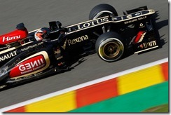 2013 Belgian Grand Prix - Friday