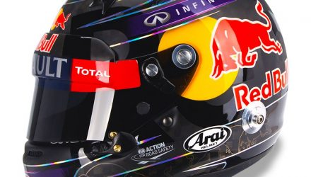 Sebastian_Vettel-Indian_GP-Helmet