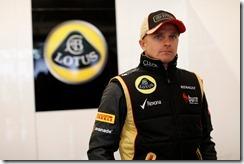 Circuit of the Americas, Austin, Texas, United States of America. Friday 15th November 2013. Heikki Kovalainen, Lotus F1.  Photo: Andrew Ferraro/Lotus F1 Team.  ref: Digital Image _79P9376