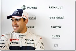 Circuit of the Americas, Austin, Texas, United States of America. Friday 15th November 2013.  Pastor Maldonado, Williams F1. Photo: Glenn Dunbar/Williams F1.  ref: Digital Image _G7C3897
