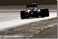 2014 F1 Pre Season Test 1 - Day 3 Circuito de Jerez, Jerez, Spain. Thursday 30 January 2014. Jenson Button, McLaren MP4-29 Mercedes. World Copyright: Glenn Dunbar/LAT Photographic. ref: Digital Image _W2Q0199.JPG