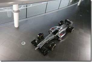 McLaren Mercedes MP4-29 - Overhead_c