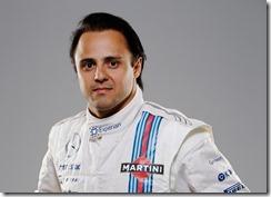 Williams Martini Racing Launch. 6th March 2014. Felipe Massa. Photo: Williams Martini Racing. ref: Digital Image _W2Q9778