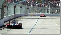 Takuma Sato, No. 14 AJ Foyt Racing Honda