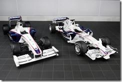 BMW-F1-Cars