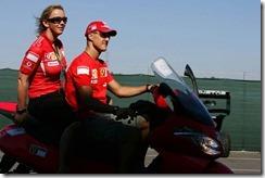 Sabine_Kehm-and-Michael_Schumacher