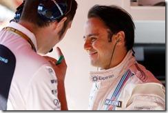 Circuit de Catalunya, Barcelona, Spain. Friday 9 May 2014. Felipe Massa, Williams F1. Photo: Glenn Dunbar/Williams F1. ref: Digital Image _W2Q5799