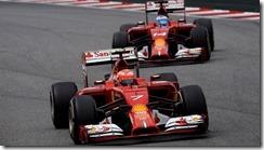 Kimi_Raikkonen_leading_Fernando_Alonso-Spanish_GP-2014