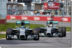 Nico_Rosberg-leading-Lewis_Hamilton-Canadian_GP-2014