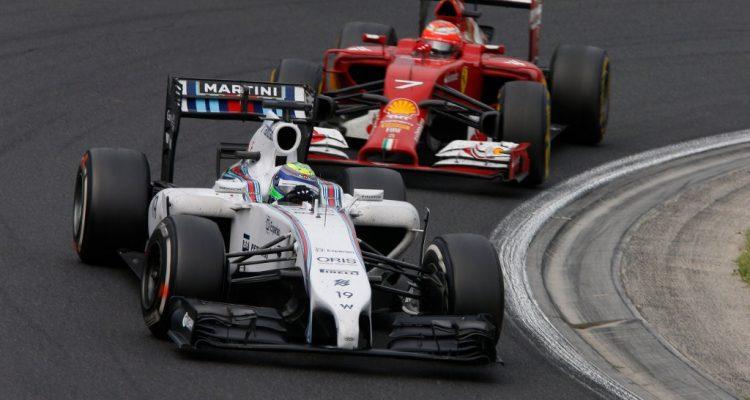 Felipe_Massa-leading-Kimi_Raikkonen-Hungarian_GP-2014.jpg