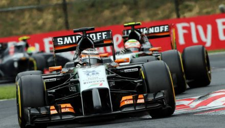 Force_India-F1_Cars-Hungarian_GP-2014.jpg