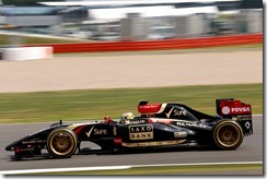 Lotus-F1-Testing