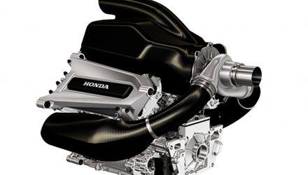 F1 Honda Power Unit
