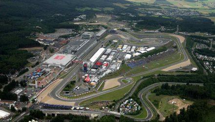 Nrburgring F1 Circuit