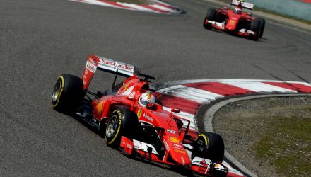 Ferrari F15-T