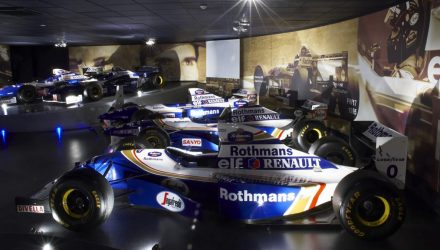 Williams F1 Facilities
