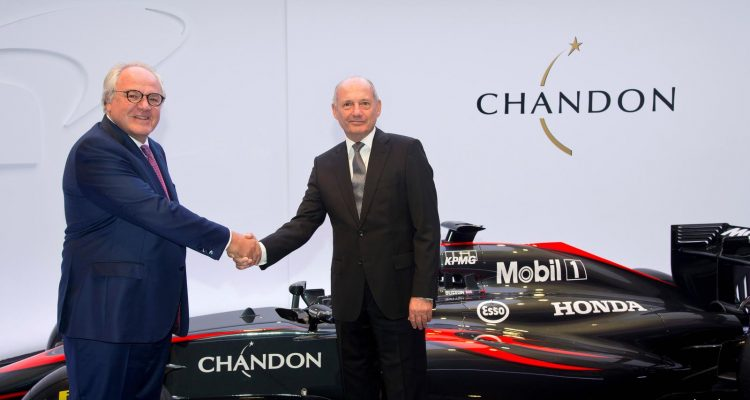 McLaren Chandon