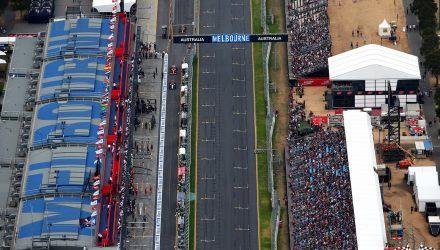Melbourne Australian GP