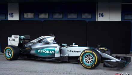 Mercedes W06