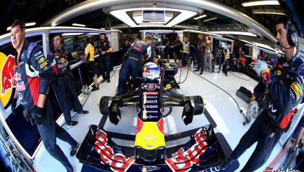 Red Bull - Italian GP