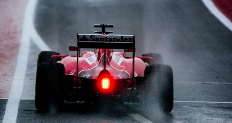 Ferrari USA GP 2015