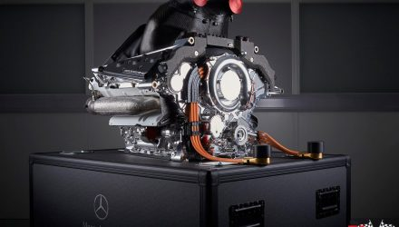Mercedes Power F1