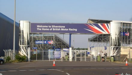 Silverstone F1 Circuit