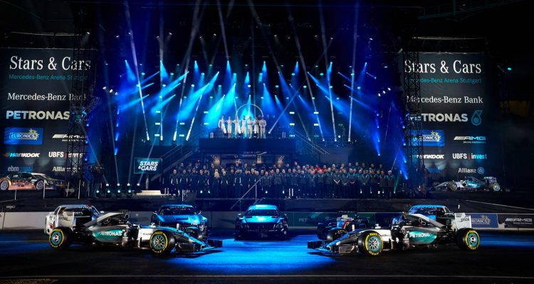 Mercedes Stars and Cars