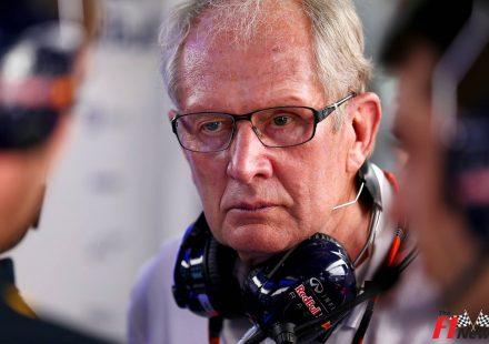 Dr Helmut Marko