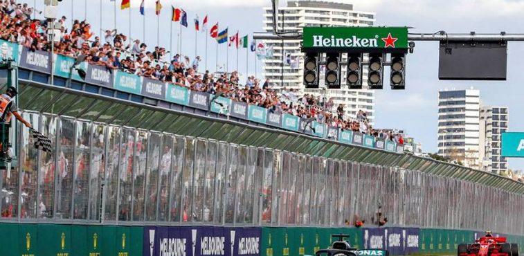 Lewis Hamilton Australian GP 2018