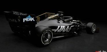 Haas VF 19 Render