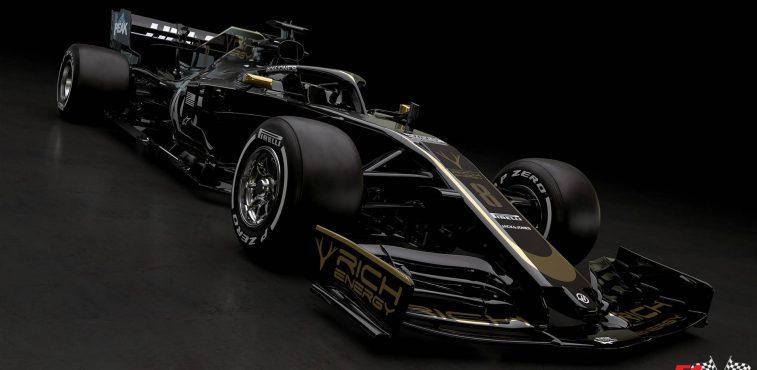 Haas F1 VF-19