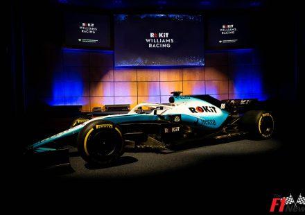 Williams F1 - RoKit