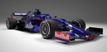 Scuderia Toro Roso STR14
